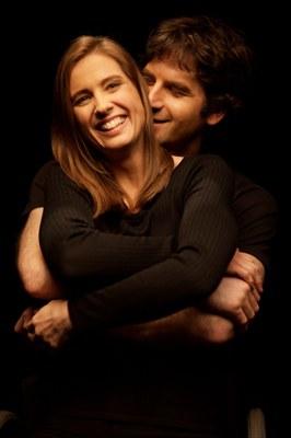 Dean and Lyena. Photo by Julia Sherburne