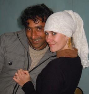 Fayaz and Jo