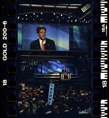 John Kerry's acceptance speech
