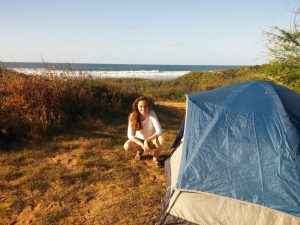 Sharry camping